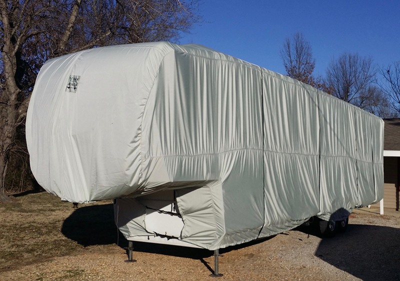 5th Wheel Trailer Cover