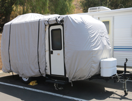 Protect Travel Trailer