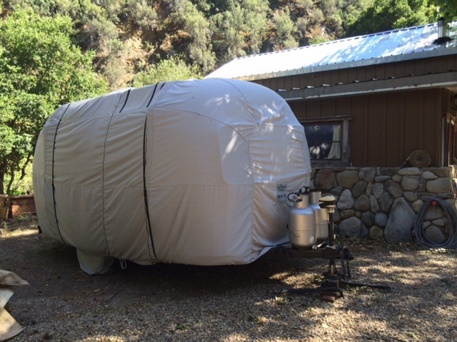 Airstream Cover
