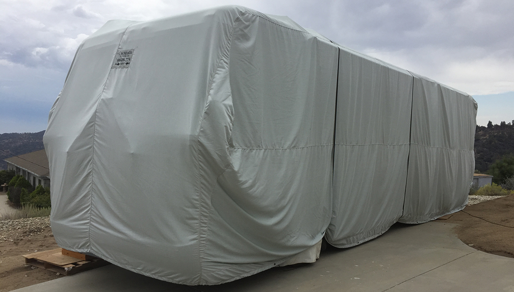 RV Covers Class A