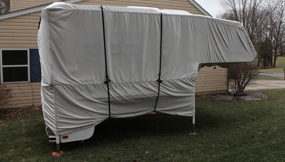 Truck Camper Covers