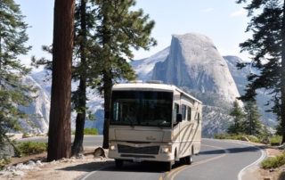 RV Camping in Yosemite National Park