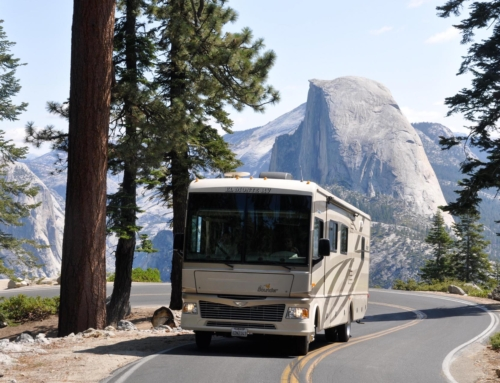 Best RV park in springtime